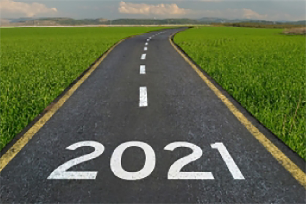 the road ahead to 2021