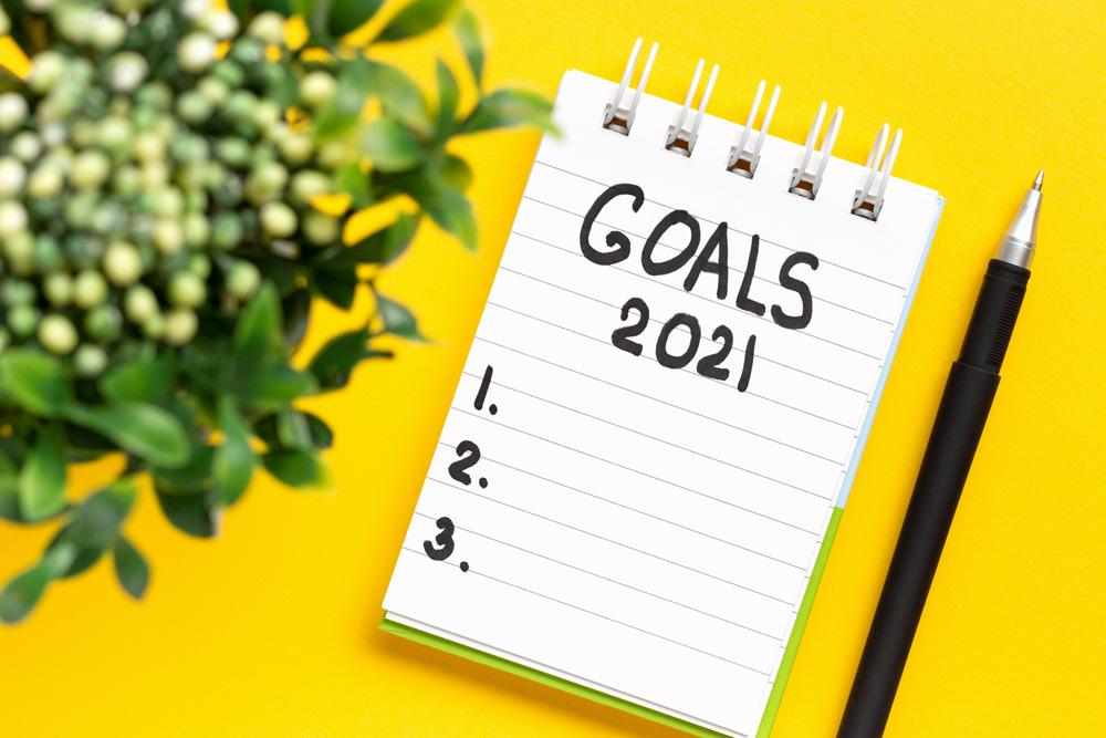 goals of 2021