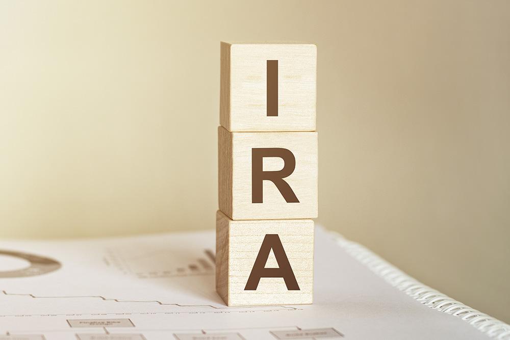 IRA blocks