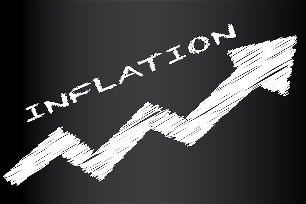 inflation arrow